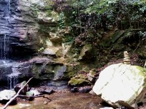 Upper Cascades - Byarong Creek