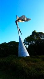 Winged Figure Ken Ausburn Trail