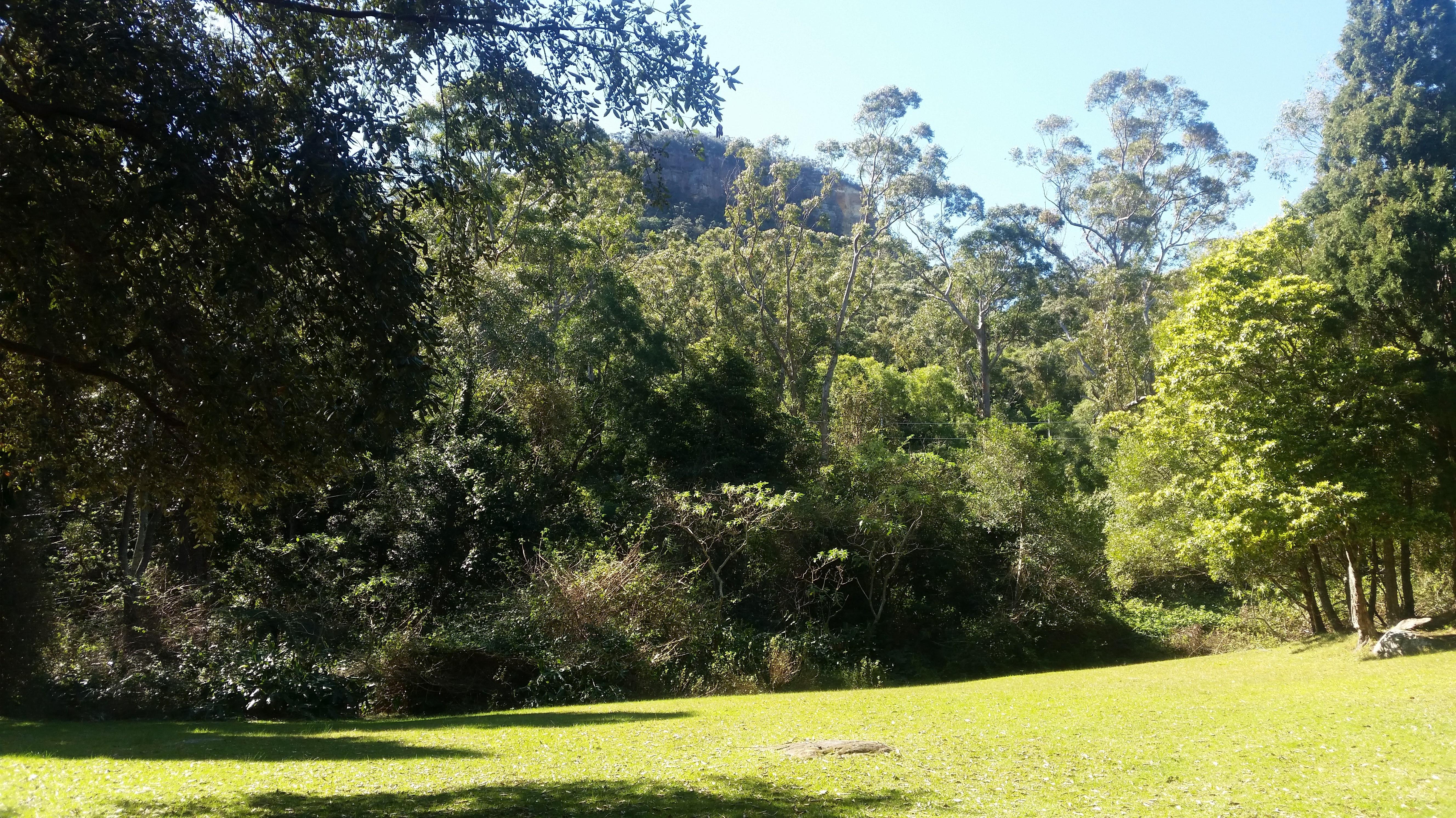 Byarong Park, Mt Keira, Wollongong