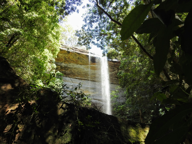 National Falls, Waterfall